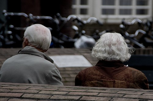 4022345449 75601cfd9c old people - Getrouwd zijn is...