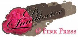 DeLaatbloeier @PinkPress Logo 300x144 - Pesten hoort van gisteren te zijn