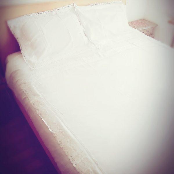 wit beddengoed