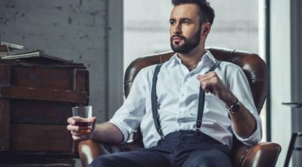 mannen in pak - Kleren maken de man