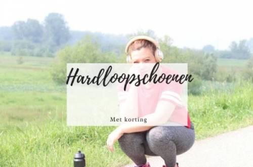 hardloopschoenen - Hardloopschoenen kopen met veel korting