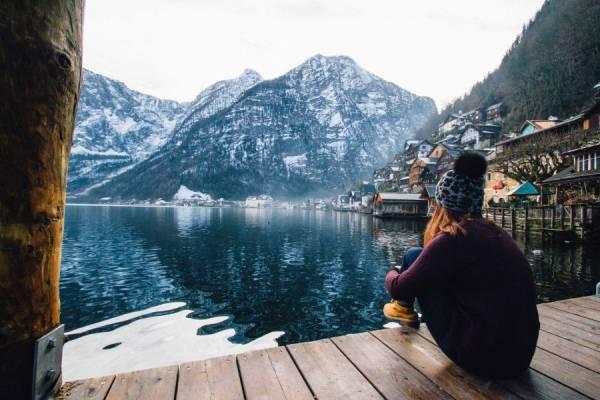 kamperen in de winter