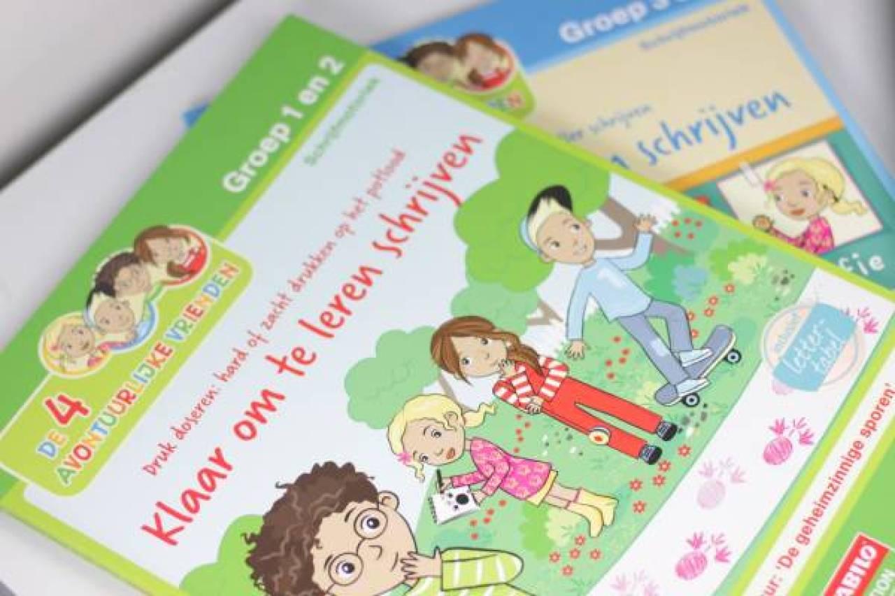 lerenschrijven 2 - Leuk leren schrijven! Plus WINACTIE!!!