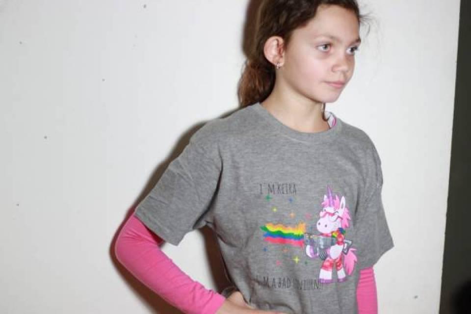 IMG 0653 - T-shirts maken naar eigen ontwerp - DIY