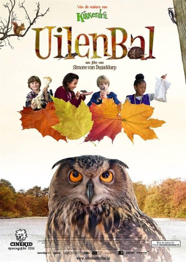 Uilenbalposter1 - Review film Uilenbal met leuke winactie!