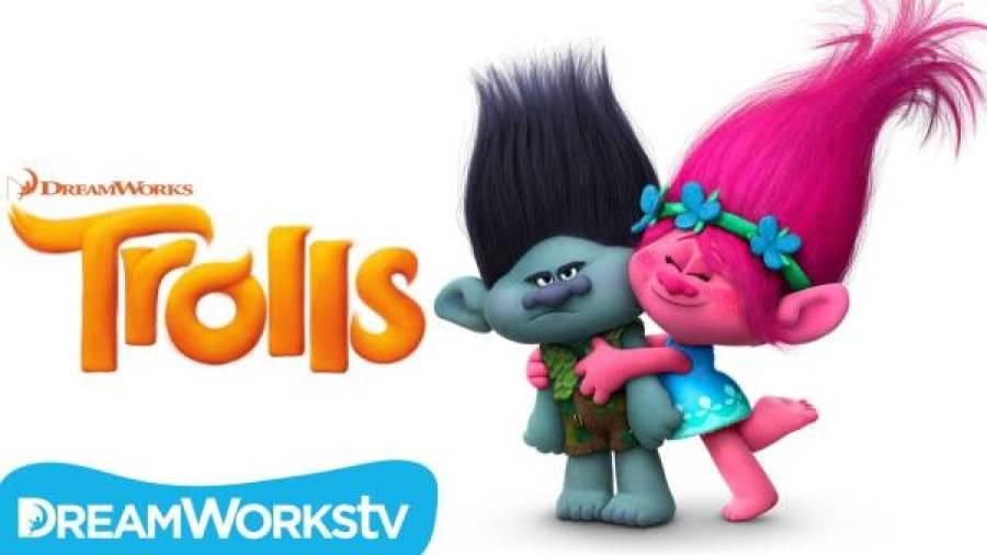 trolls - Review Trolls, winactie en gratis kleurplaten!