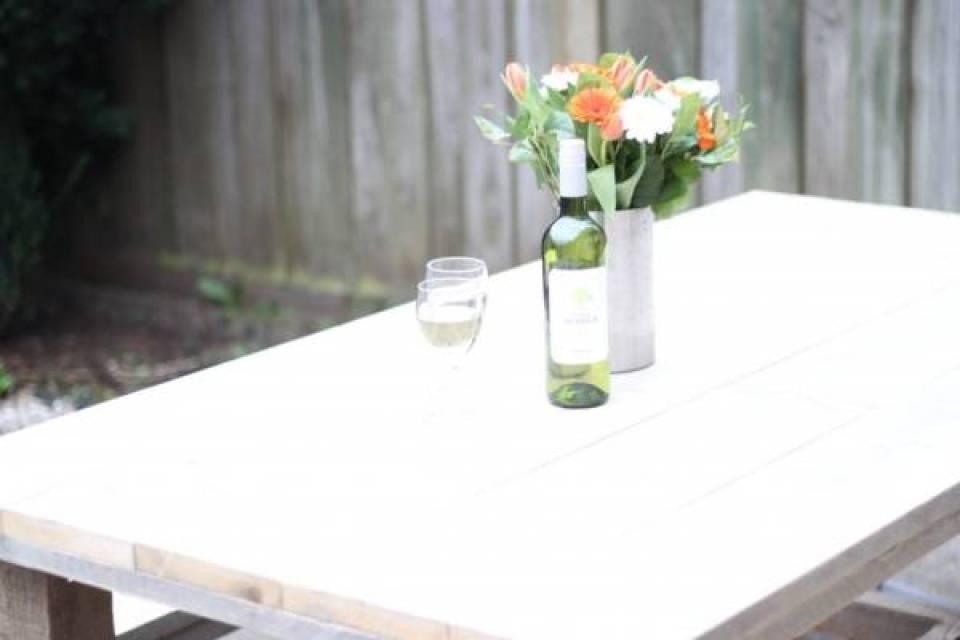 IMG 7309 - Een echte leef tuin, klaar voor de zomer!