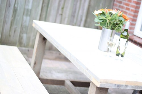 IMG 7311 - Een echte leef tuin, klaar voor de zomer!