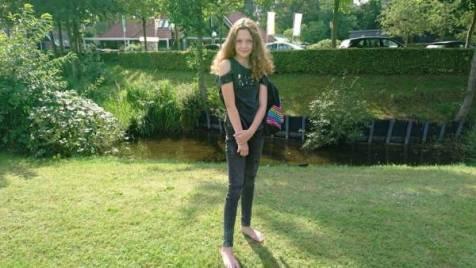 DSC 0156 - Outfit voor de eerste dag van school!