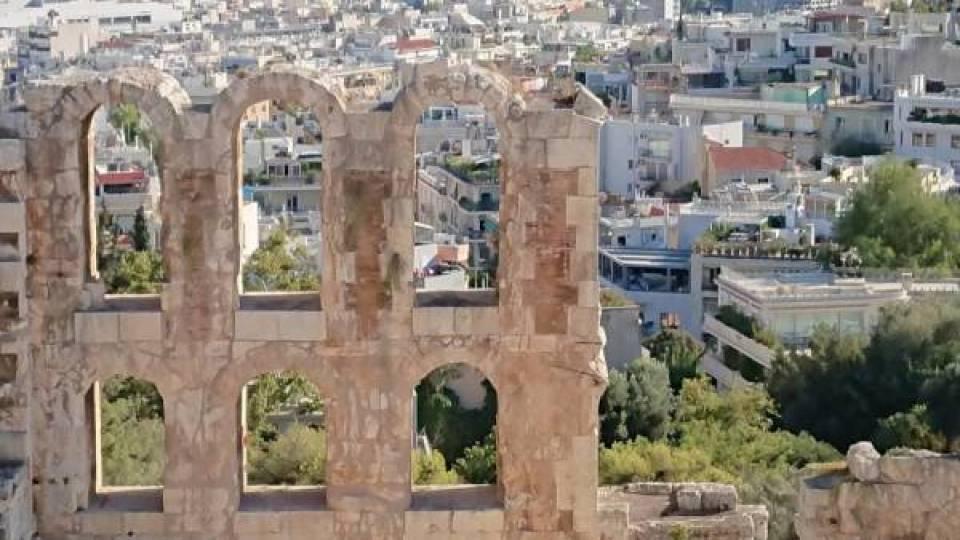 DSC 0485 - In 1 dag door Athene met #ilovegriekenland