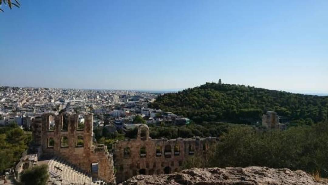 DSC 0491 - In 1 dag door Athene met #ilovegriekenland