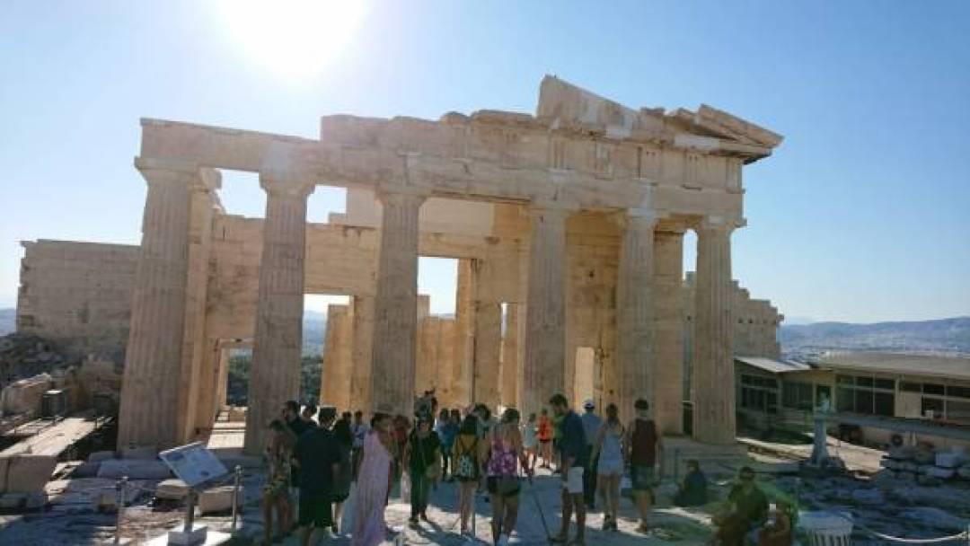 DSC 0495 - In 1 dag door Athene met #ilovegriekenland