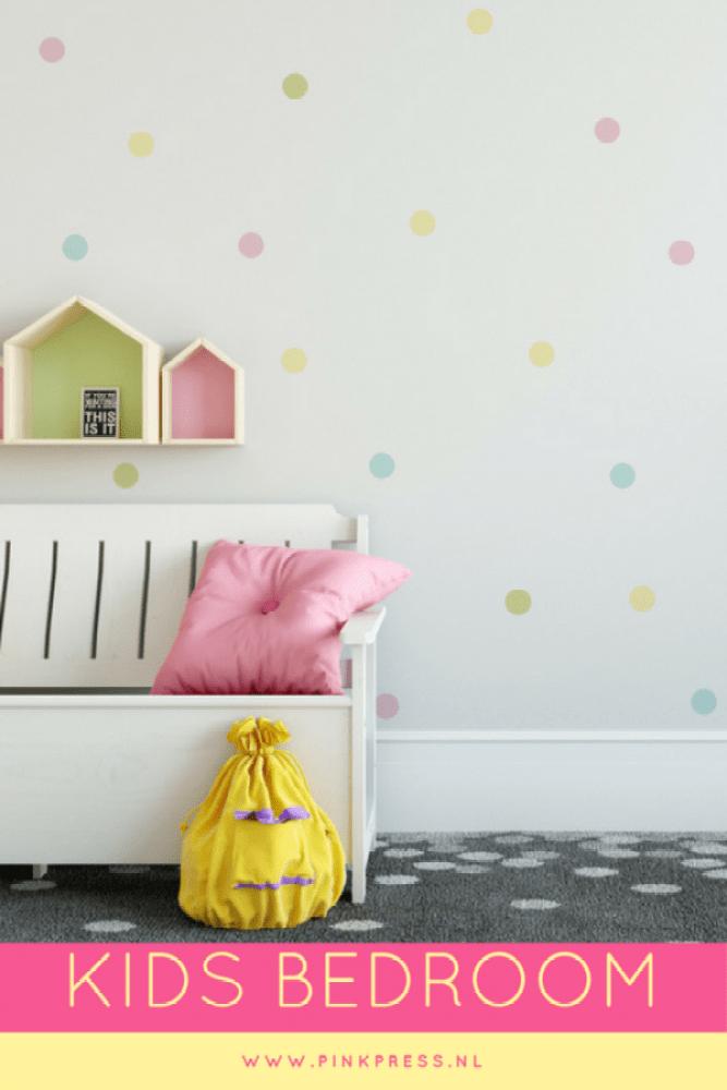 kinderkamer - Met deze 2 tips hoef je geen tweede hypotheek af te sluiten voor een leuke kinderkamer