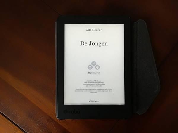 E-book De Jongen door MC Kleuver