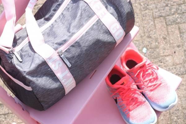 What's in my bag? De sport editie