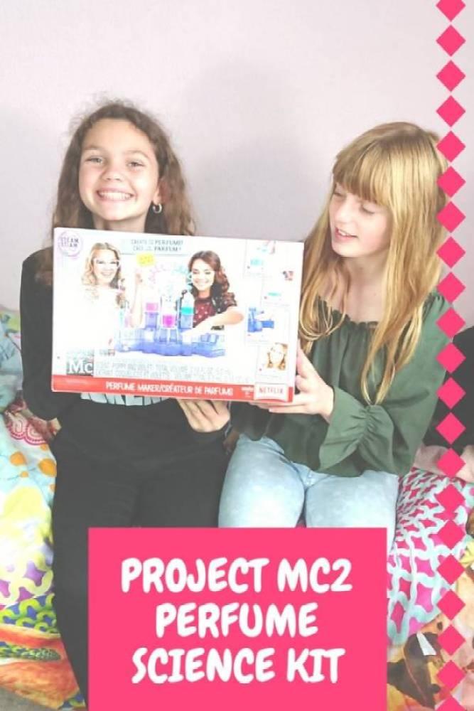Project Mc2 Perfume Science Kit - Project Mc2 Perfume Science Kit WINACTIE!!
