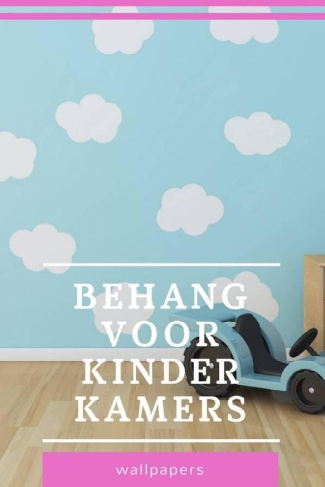 behang2 - Kleurige behangtips voor kinderkamers