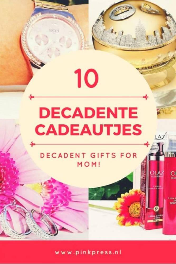 decadente cadeautjes - Top 10 lekker decadente cadeautjes die je wilt, maar niet nodig hebt!