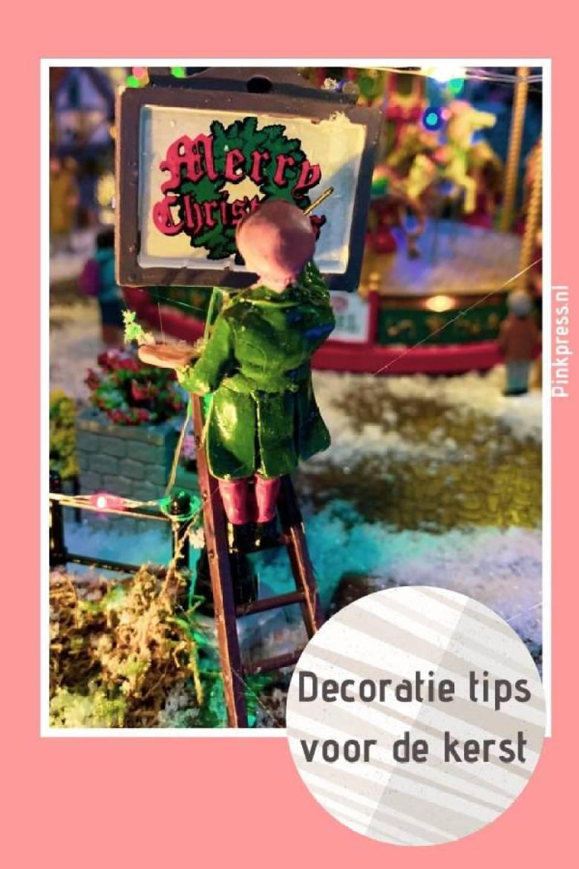 decoratie tips voor de kerst