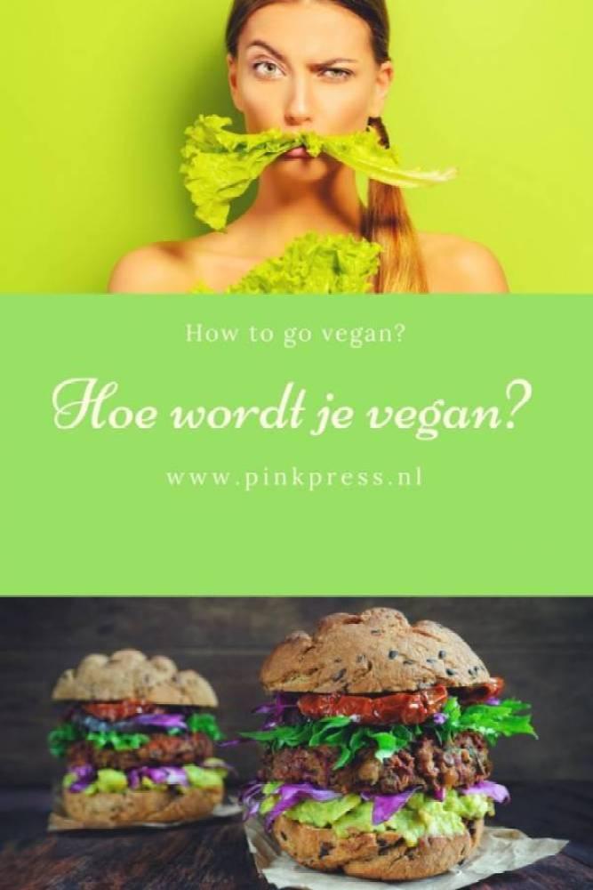 vegan - Steeds minder dierlijke producten gebruiken, hoe dan?