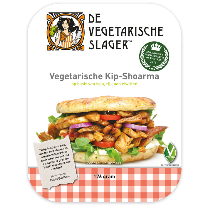vegetarische slager - Steeds minder dierlijke producten gebruiken, hoe dan?