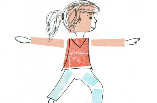 yogameisje - Sinterwinweekend! ZEN de feestdagen in met kinder yoga kaarten