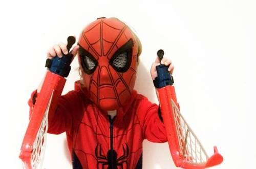 IMG 20171204 WA0028 01 - Spiderman; leuk voor jongens en meisjes!