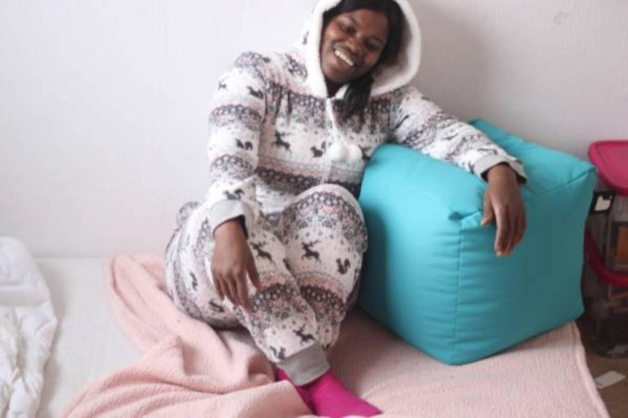 IMG 0176 - Wat is het koud, tijd voor een nieuwe onesie en lounge tips!