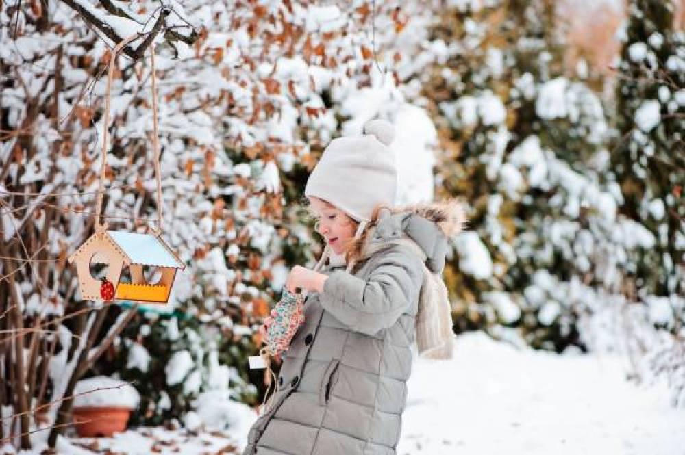 wintertuin - Zo is de tuin in de winter ook gezellig!