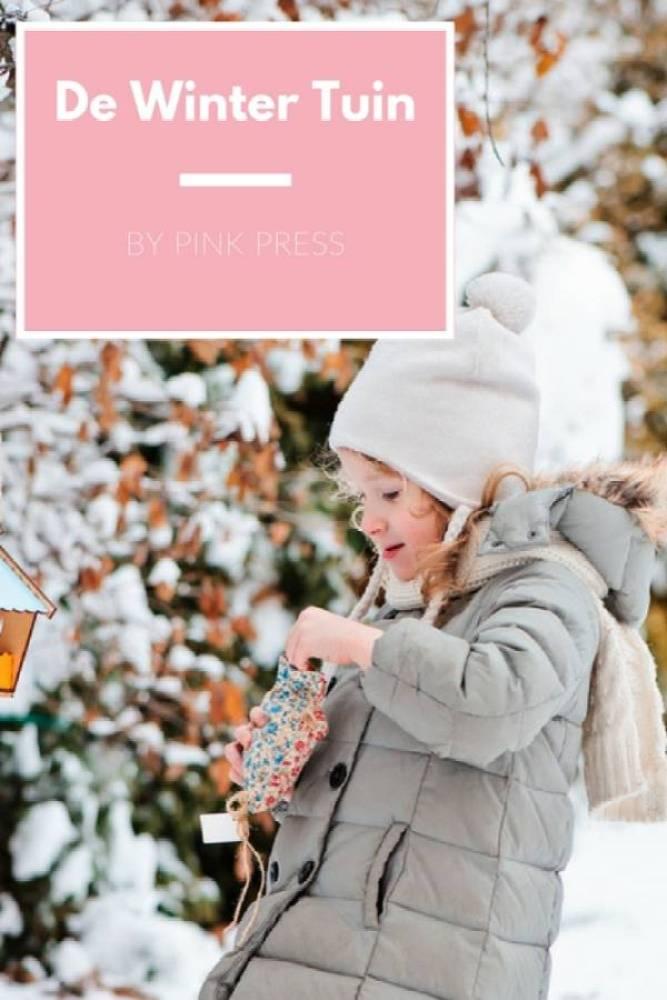 wintertuinPinterest - Zo is de tuin in de winter ook gezellig!
