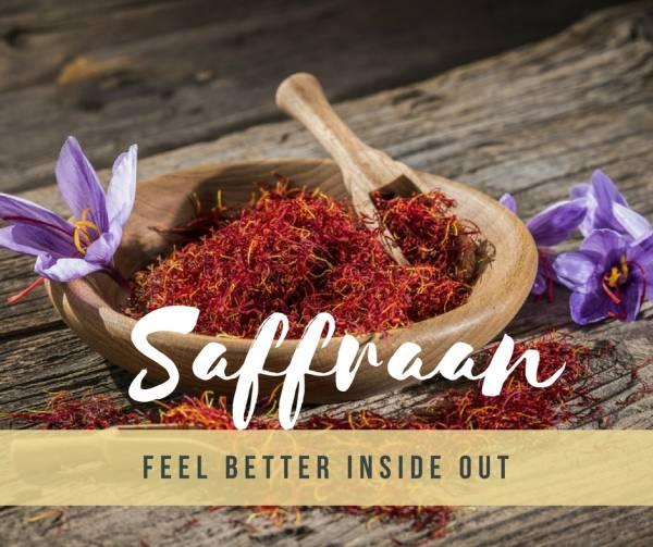 Saffraan1 - Feel good inside out met saffraan - met winactie