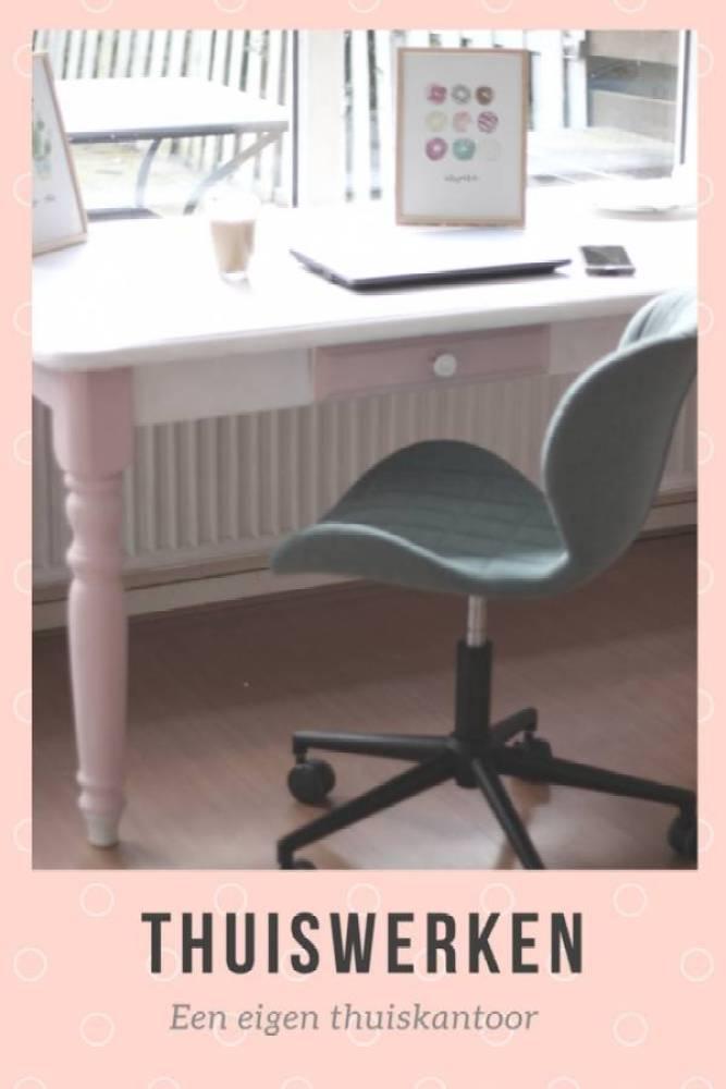 Thuiswerken - Thuis je kantoor inrichten met eigentijds design