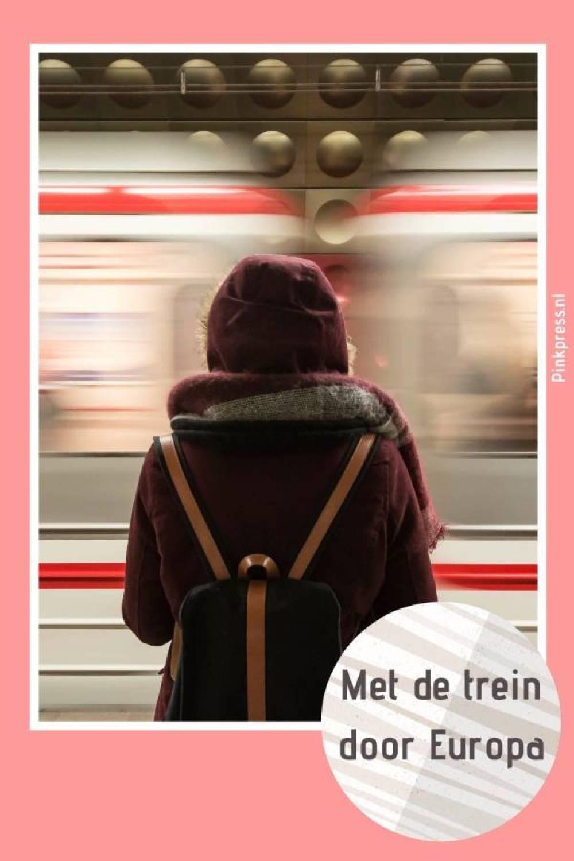 met de trein door europa - De winter ontsnappen   met de trein door Europa