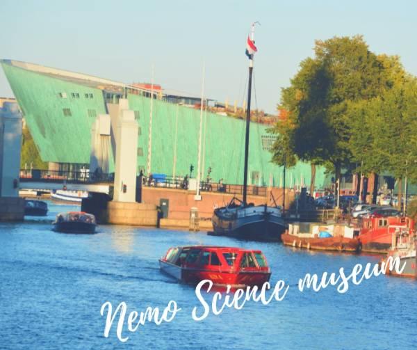 nemo11 - Nemo   Het leukste sciencemuseum in Amsterdam voor alle leeftijden!