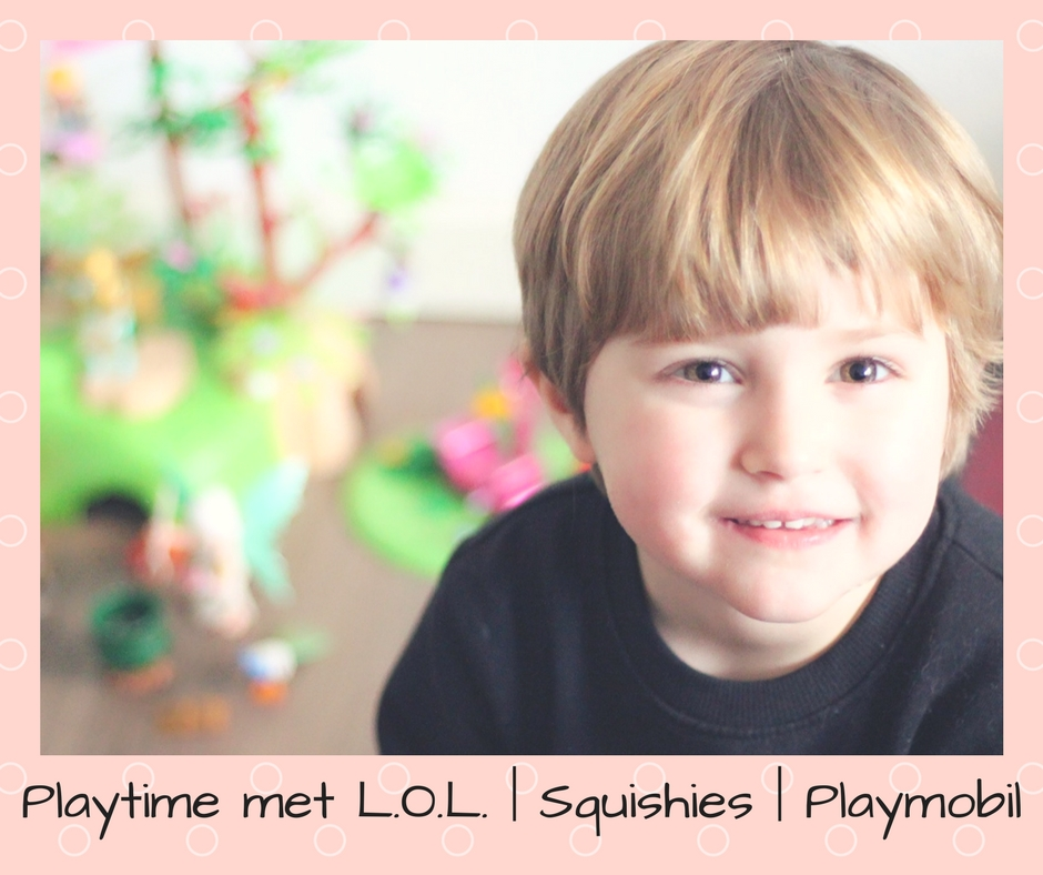 Playtime met L.O.L.   Squishies   Playmobil - Waar maak je een kind blij mee? | L.O.L. | Playmobil | Squishies