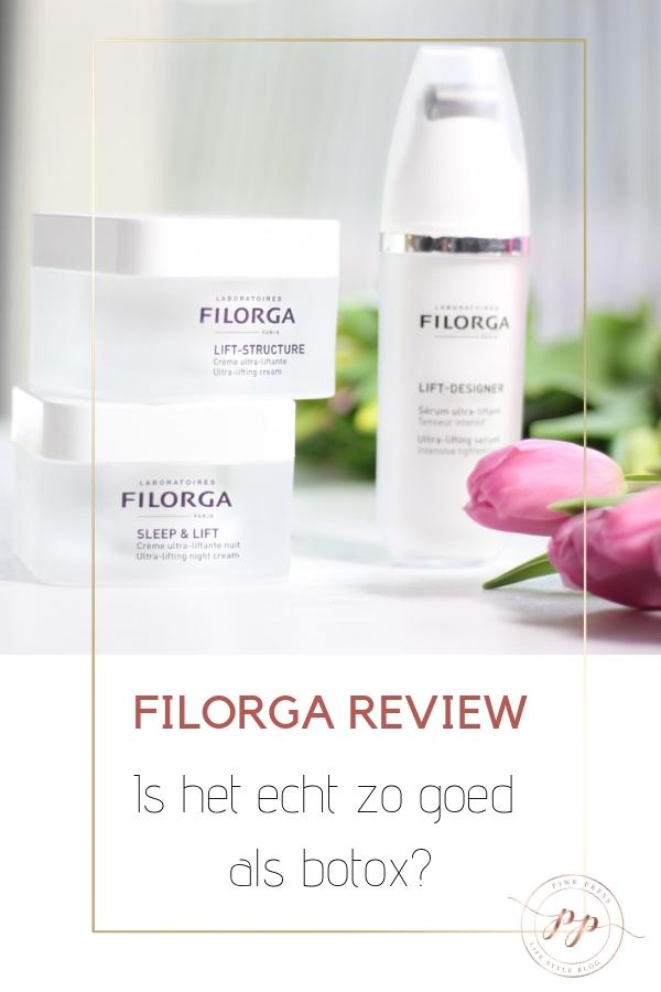 filorga botox creme anti age - Het Filorga review | Werkt Filorga echt net zo goed als botox?