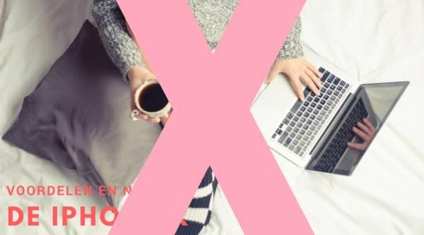 iphonex - De voordelen en nadelen van de iPhone X | Betty