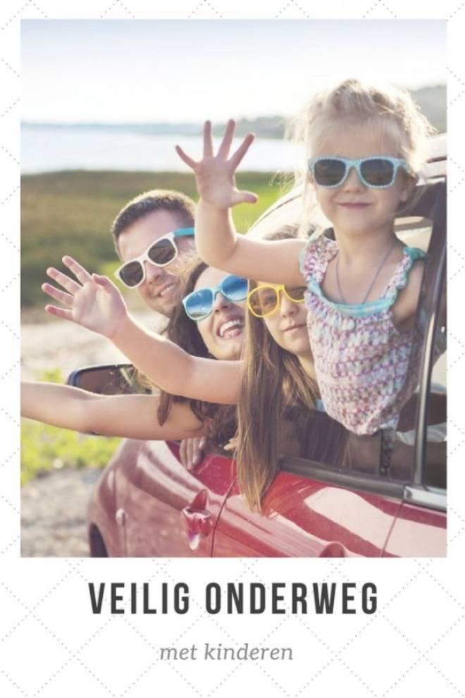 veilig onderweg - Veilig op reis | Met kinderen in de auto | Betty