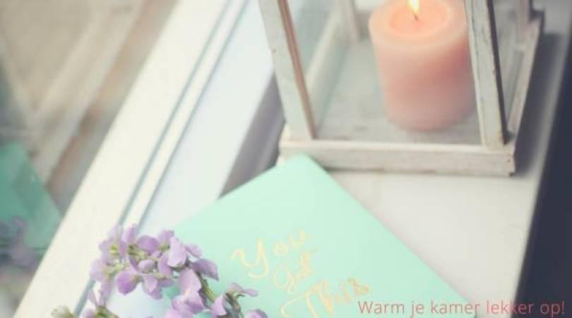 warm de kamer lekker op - 5 Tips om warm te blijven in huis | Zon - Sneeuw - Warm - Koud in 1 dag..