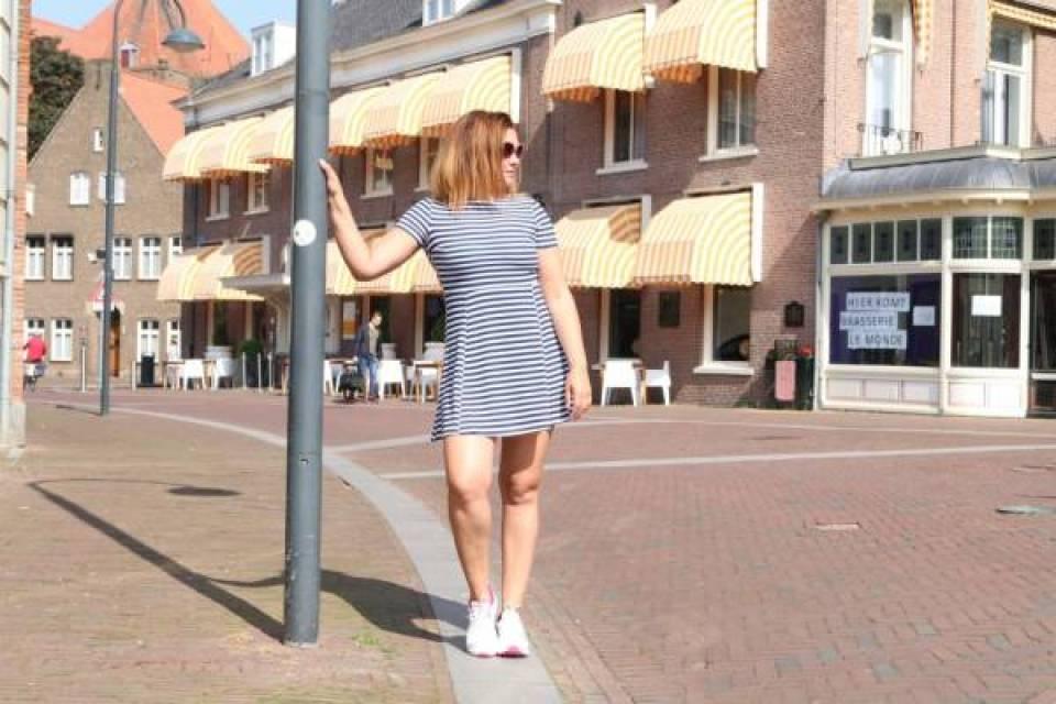 IMG 1423 - #OOTD | 3 Jurken - 3 verschillende lengtes | Zo lijk je slanker!