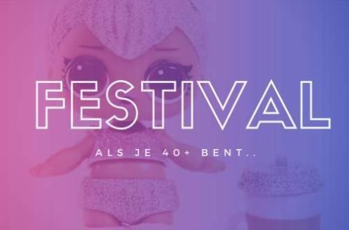 festival - 40 En dansen op een festival | Done of not done?