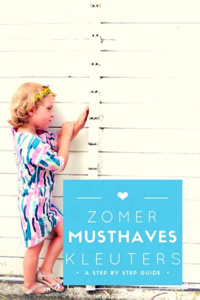 zomer musthaves voor kleuters - Zomer musthaves voor kleuters die van kleur en glitter houden!