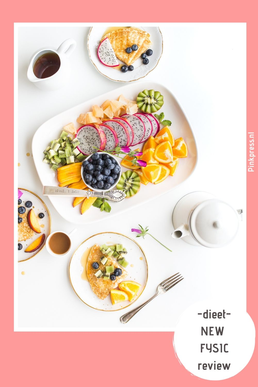 Review New Fysic Dieet - Review   Afvallen met New Fysic