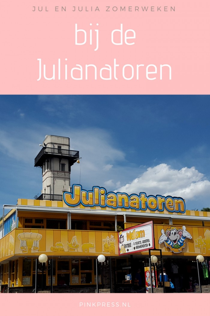 Jul en Julia zomerweken bij de Julianatoren - De Jul en Julia zomerweken in de Julianatoren
