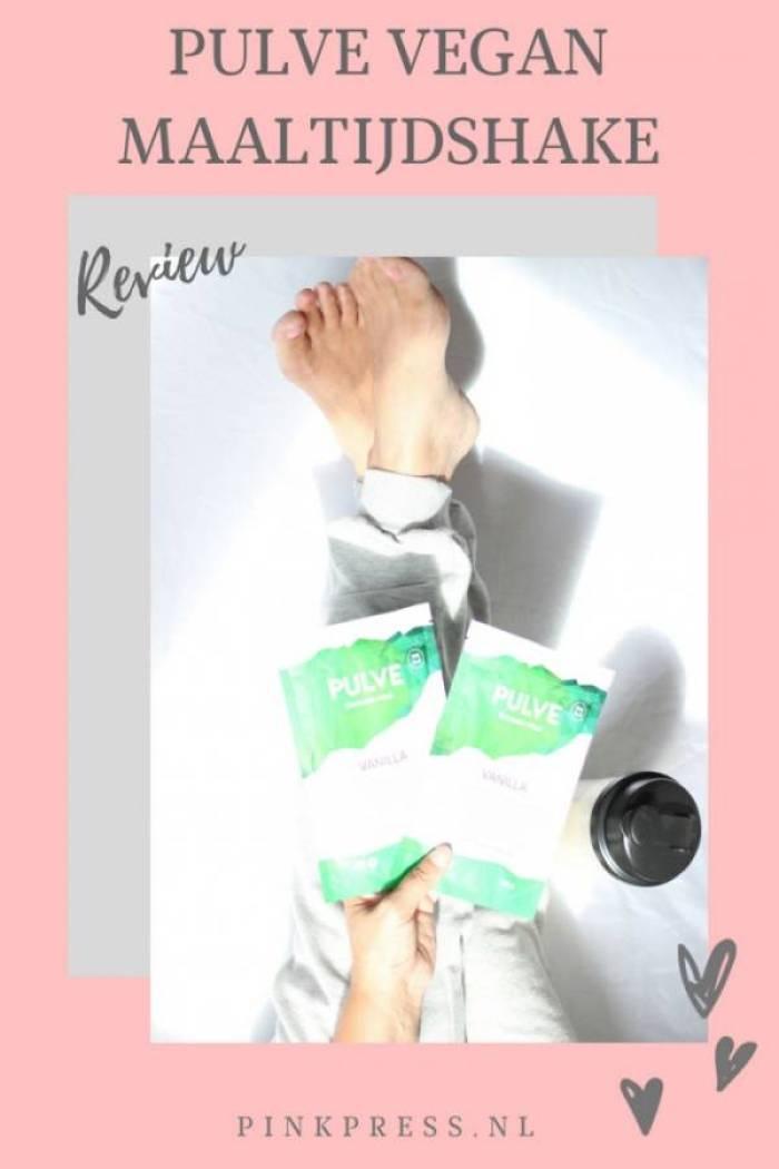 Pulve vegan maaltijdshake review dieet - Afvallen met vegan maaltijdshakes | review Pulve maaltijdshakes