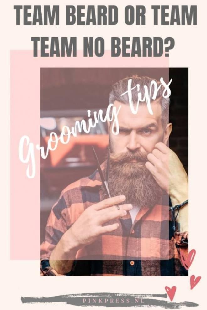 grooming tips for the beard baard onderhouden - Grooming tips voor de baard | ben jij team beard of no beard?