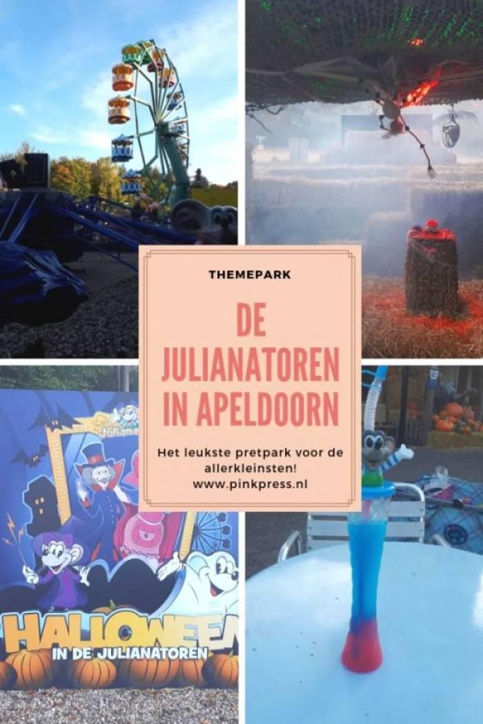 De Julianatoren in Apeldoorn is het leukste pretpark voor de kleine kinderen - Griezelig Halloween vieren bij de Julianatoren in Apeldoorn!