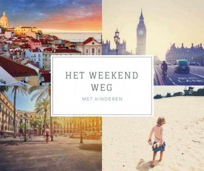 weekend weg naar het buitenland met kinderen