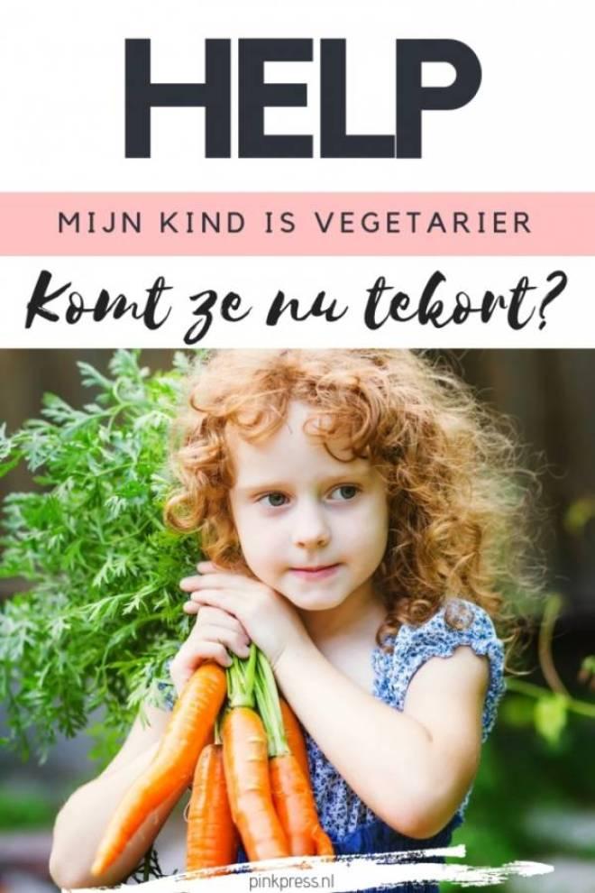Mijn kind is vegetarier heeft ze nu een vitamine tekort - Als jouw kind vegetariër is   Komen ze niet tekort?