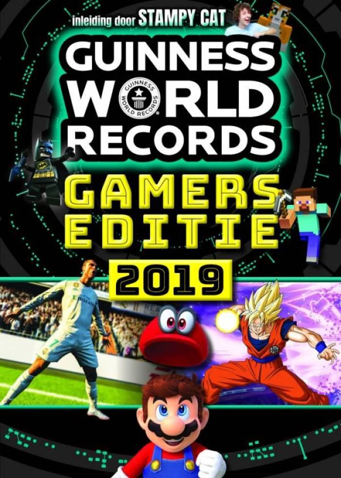 Gamers 2019 Voorplat - Guinness World Records 2019 | Review | Met de meest irritante video ooit!